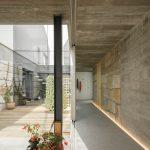 Žula a betón v interéri