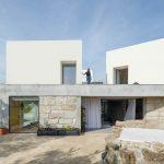 Tri domy zjednotené do jedného