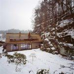 Dom pri skale pôvodný stav