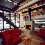 Pôvodný stav obývačka