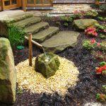 Feng Shui japonská záhrada