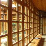 Feng Shui interiér chodba