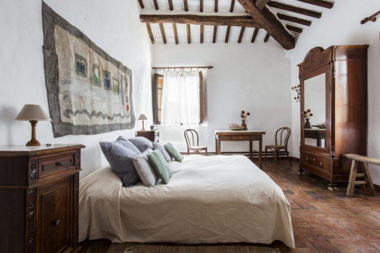 800-ročný dom v Toskánsku, kde sa zabúda na rušný život