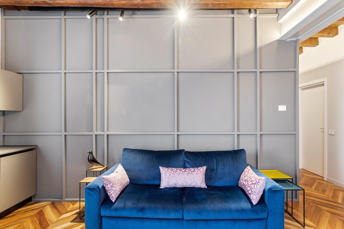 Eclettico appartamento con terrazzo – 3