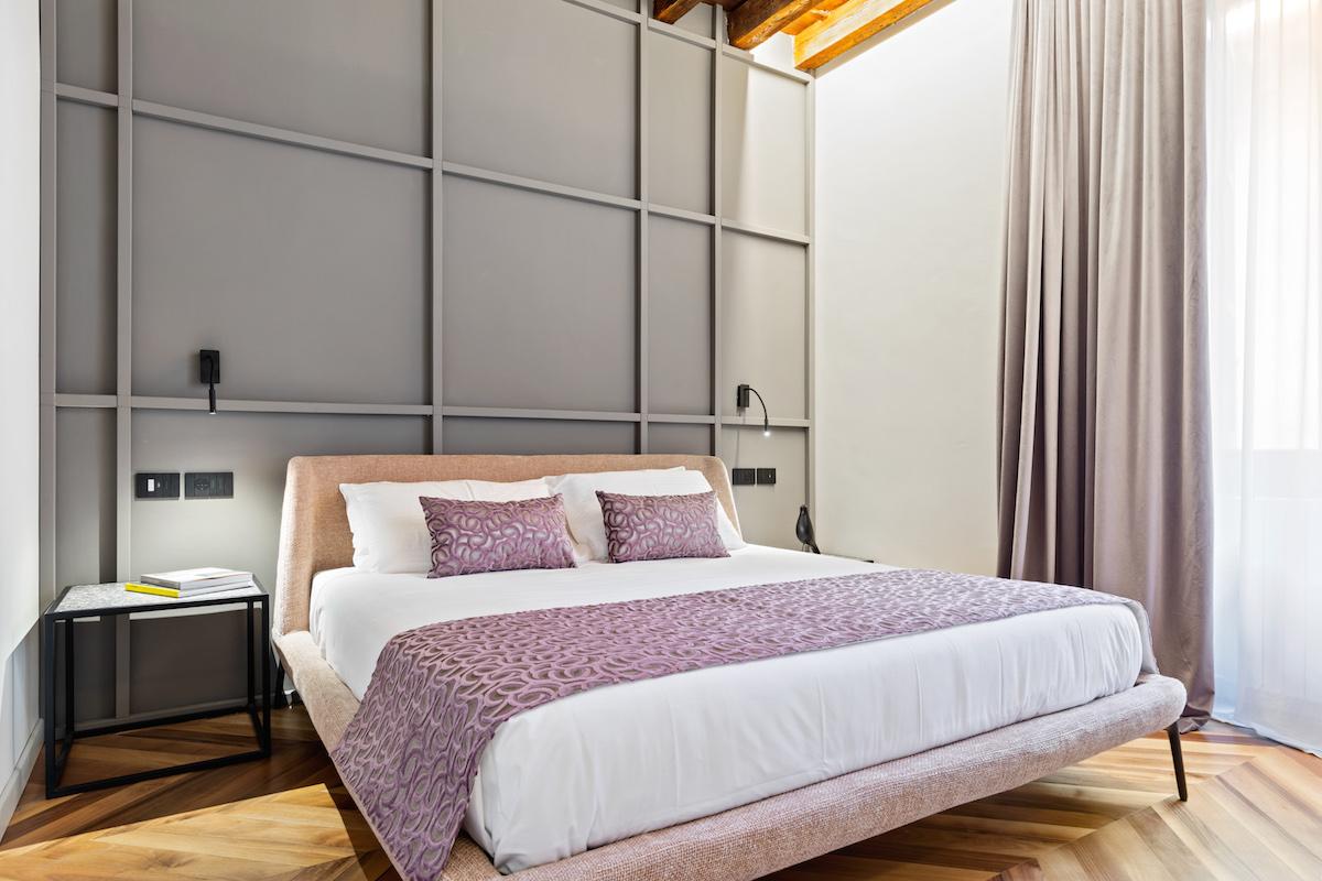 Eclettico appartamento con terrazzo – 6