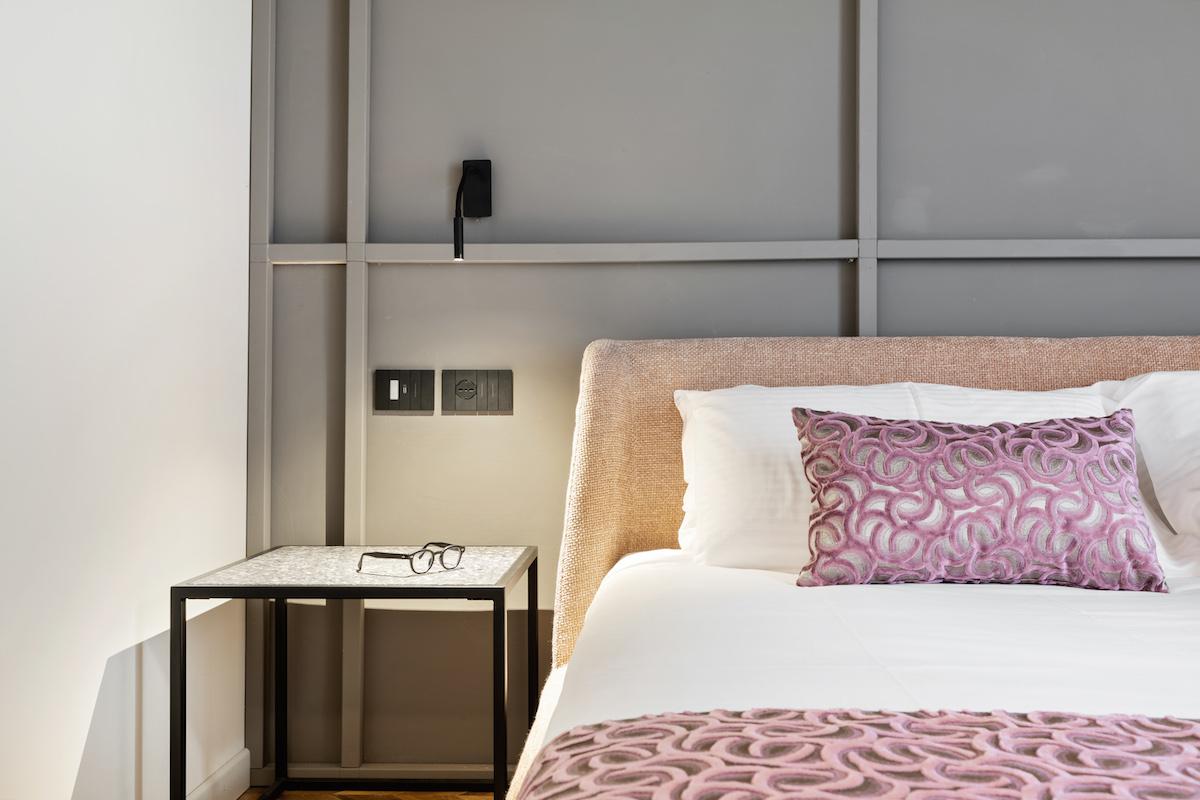 Eclettico appartamento con terrazzo – 7