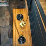 Svietidlá nad jedálenským stolom