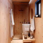 Kúpeľňa v horskej chate