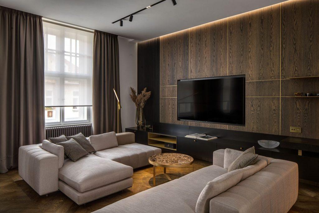 Súťaž Interiér roku: Záchrana bytu v kubistickom dome