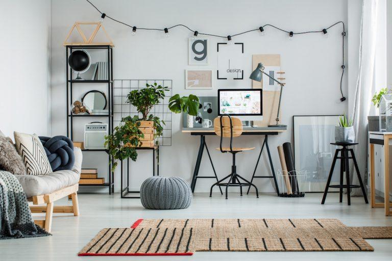 Trávime čoraz viac času doma. Ako pripraviť domácnosť na rok 2021?