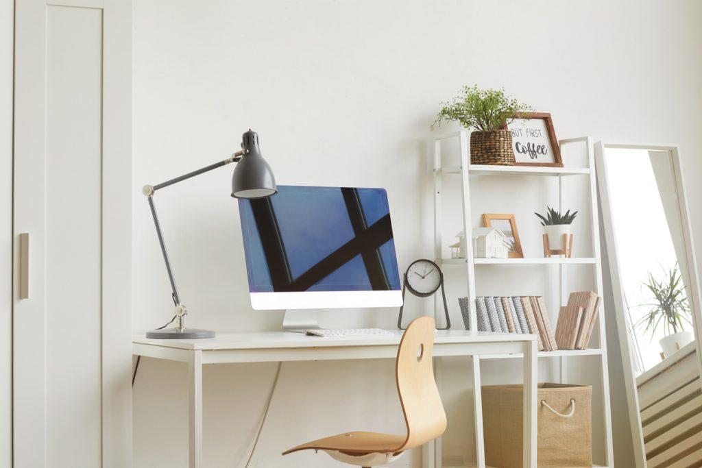 Minimalistický dizajn v interiéri