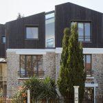 moderná nadstavba na staršom dome