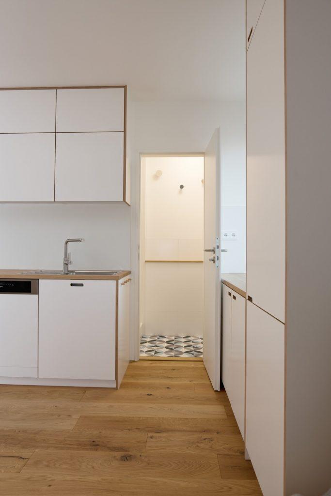 panelákový byt po rekonštrukcii