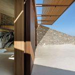 jaskynný dom v Grécku