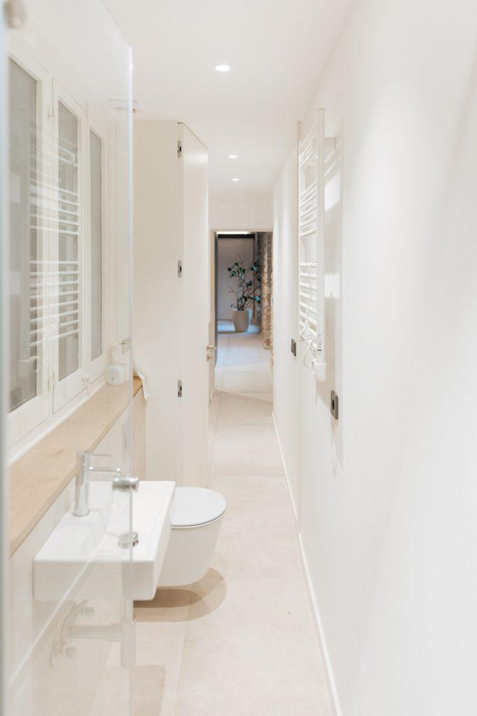 Hygienické zázemie bytu