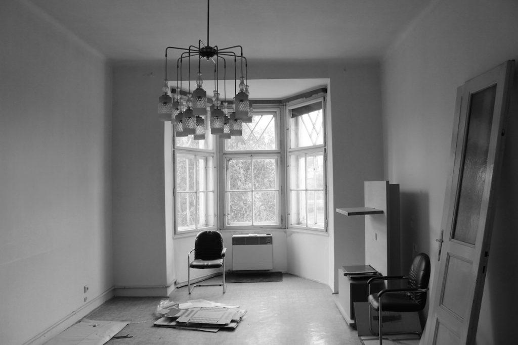 Pôvodný stav pražského bytu