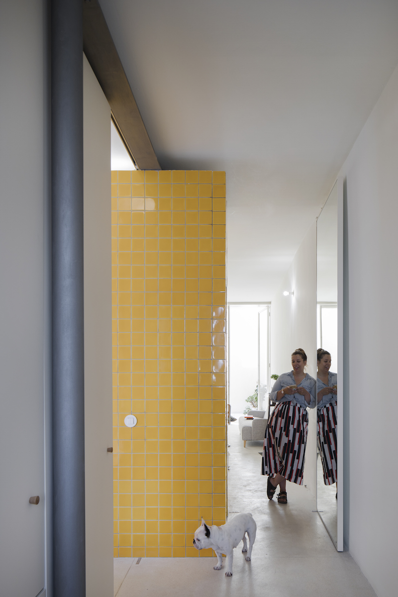 House at Rua Professor Luis Costa, PortoArchitecture by Diana Vieira da Silva