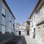 Rekonštruovaný rybársky dom v Portugalsku