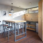 Otvorená letná kuchyňa