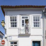 starý rybársky dom v Portugalsku po rekonštrukcii