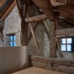 Vidiecky dom pôvodné trámy