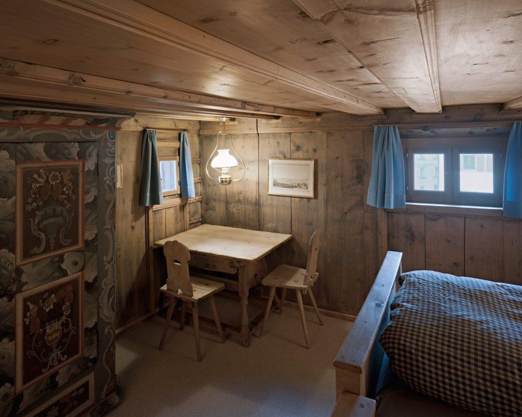 Vidiecka spálňa