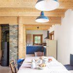 Obývací priestor s kuchyňou