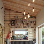 Severná stena ako knižnica