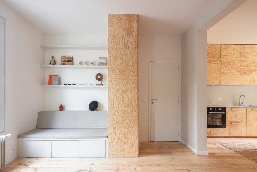 Jednoizbový byt pre päťčlennú rodinu? Presvedčíme vás, že je to možné!