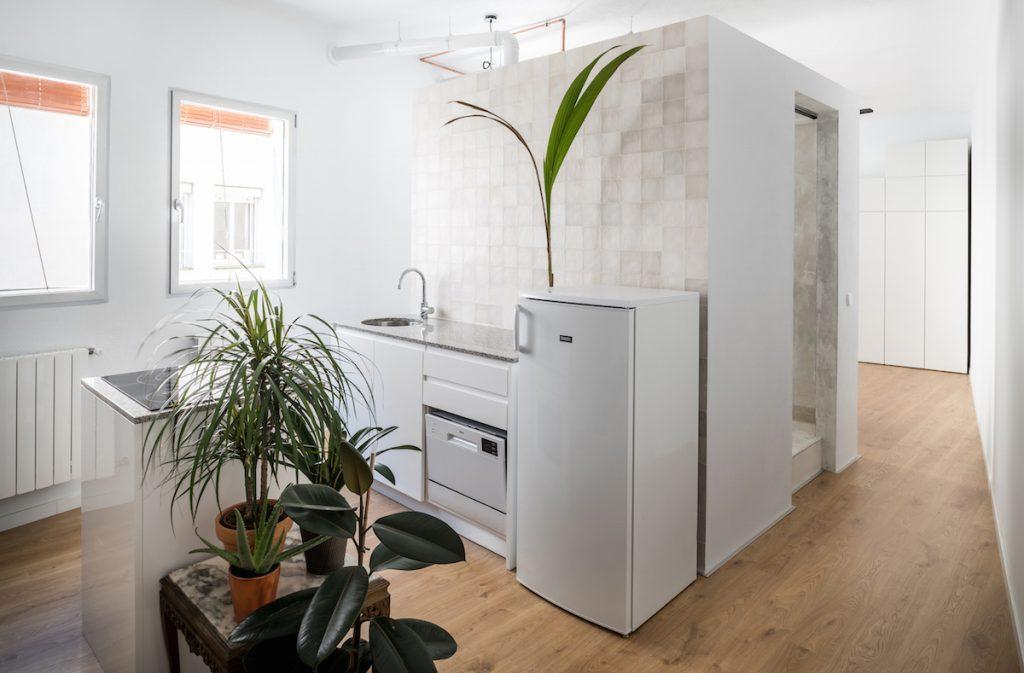 Ideálne riešenie do malých bytov? Multifunkčná kocka v priestore