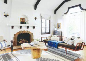 Ako do moderného priestoru zakomponovať staré kusy nábytku, aby výsledok nebol chaotický