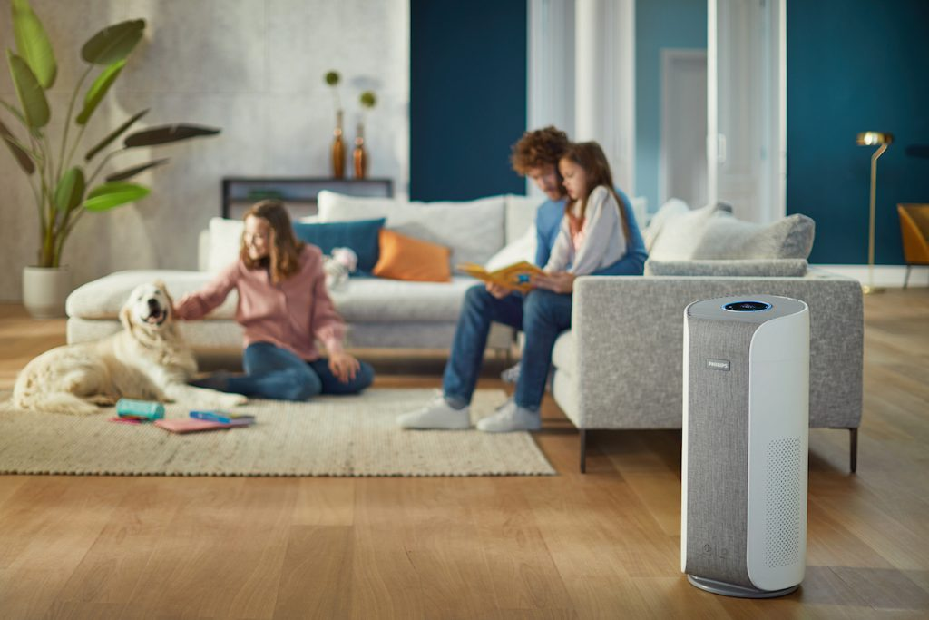 Ako vybrať čističku vzduchu do domácnosti
