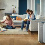 Čistička vzduchu Philips v byte