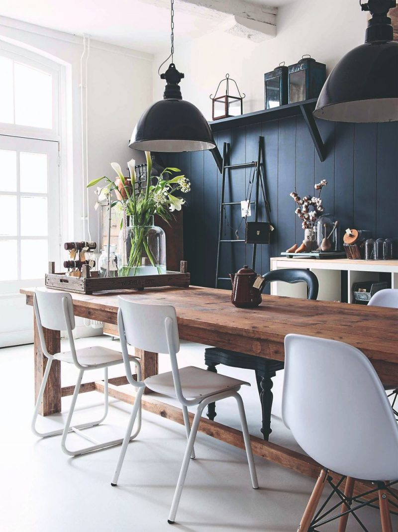 Kuchyňa so starožitnými prvkami