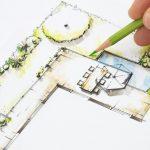 Plán záhrady