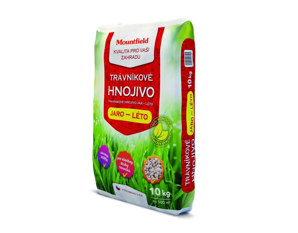Hnojivo trávnikové 10kg
