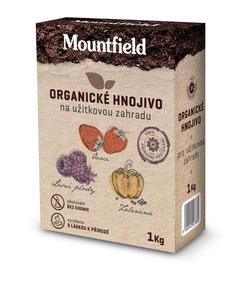 Organické hnojivo 1kg