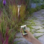 Záhradné svietidlá ovládanie