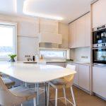 Kuchyňa so zakrytýmí spotrebičmi