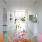 Kuchyňa s obývačkou nakonci