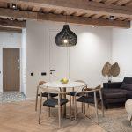 Obývačka s jedálenským kútom