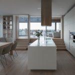 Kuchyňa s jedálňou a výstupom na terasu