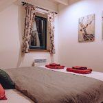 Spálňa v chate