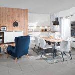 Otvorená kuchyňa so sedením