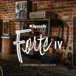 Klipsch Heritage Forte IV- lifestyle2