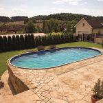 Nadzemný bazén Azuro