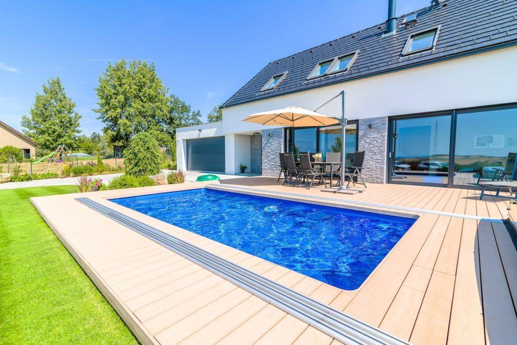 Keramický bazén Compact