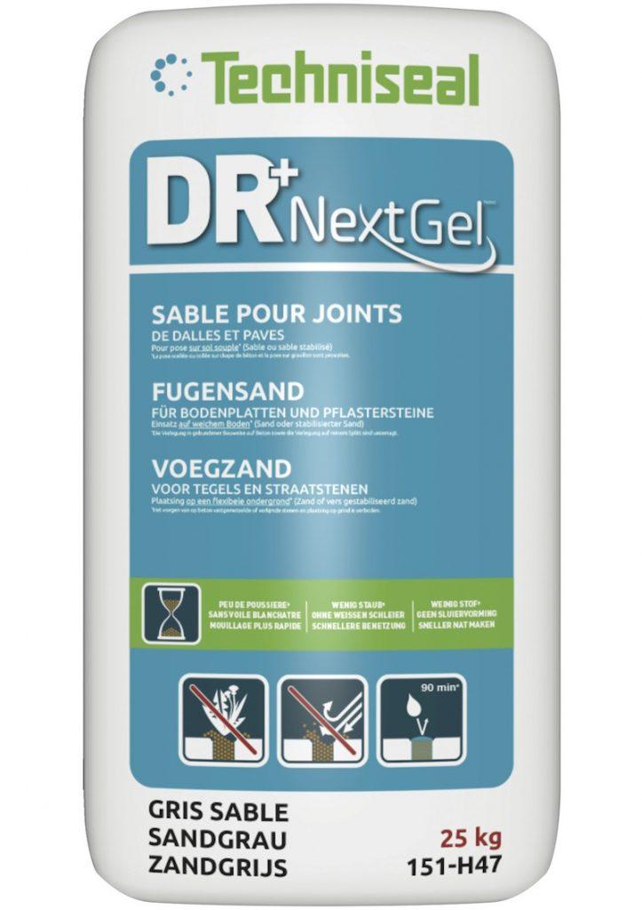 Škárovací piesok DR+ NextGelMC
