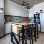 Kuchyňa ostrovček na mieru