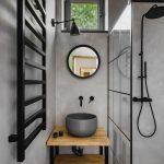 Moderná kúpeľňa s nádychom histórie
